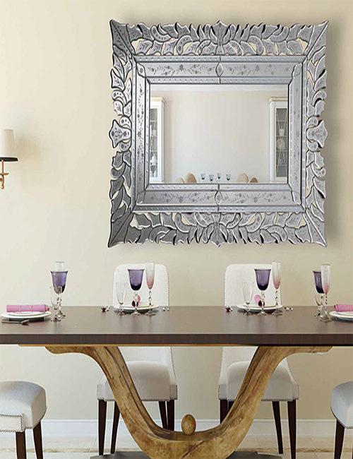 Espejos venecianos para la decoraci n de ambientes for Espejos venecianos