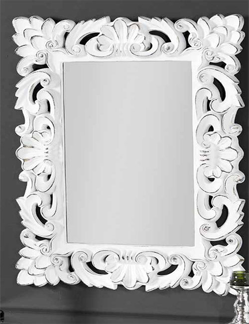 Espejo bicolor de dise o pensado para hogares decorativos for Disenos de espejos decorativos