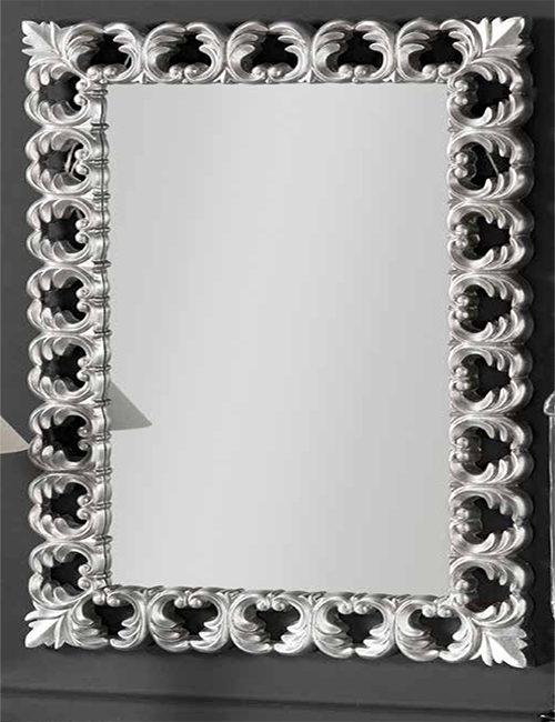Espejo ovalado madera vieja ideal para dar elegancia a tu for Espejo ovalado plata