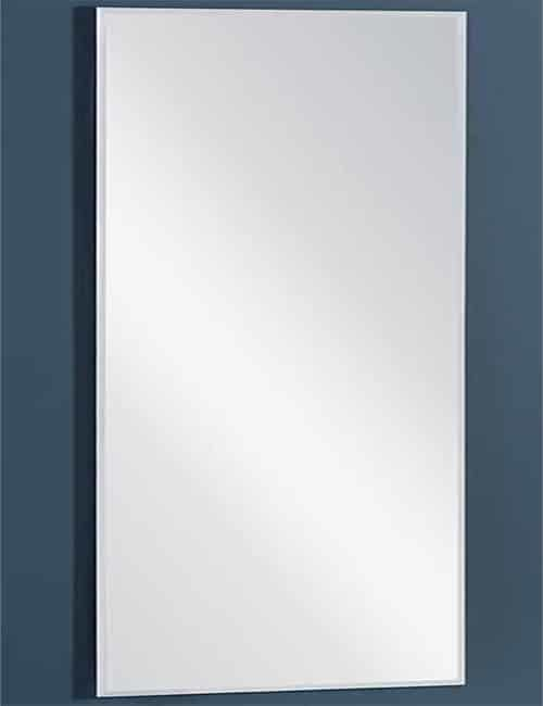 Espejo exclusivo de cristal ideal para dar modernidad a tu for Cristal espejo