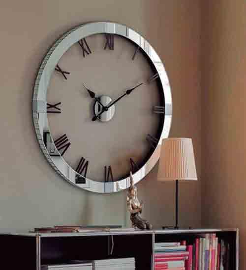 Reloj calado redondo atenas dise ado por profesionales - Relojes para decorar paredes ...