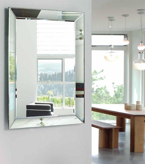 Los espejos de peluquer a normalmente son espejos grandes for Espejos grandes para recibidor