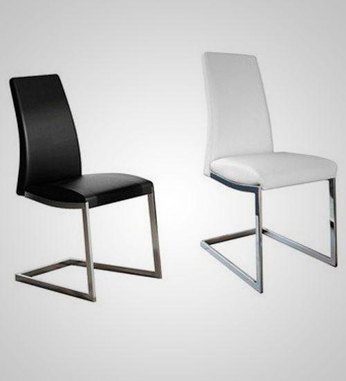 sillas de dise o moderno vanguardistas tapizadas y