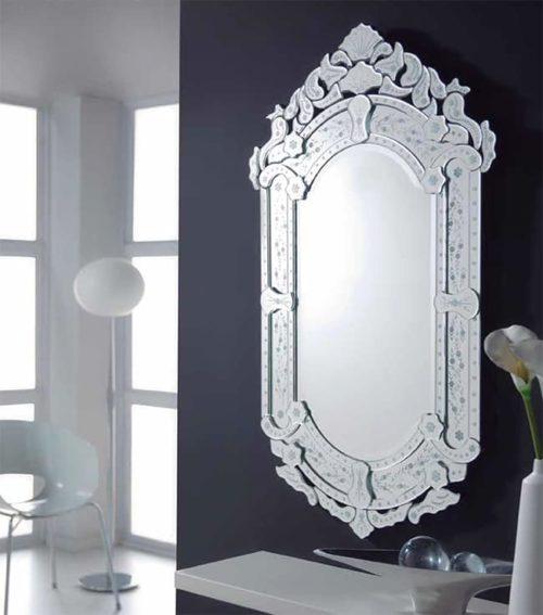 Espejos decorativos de pared ideales para la decoraci n de hogares con personalidad - Espejos de pared decorativos ...
