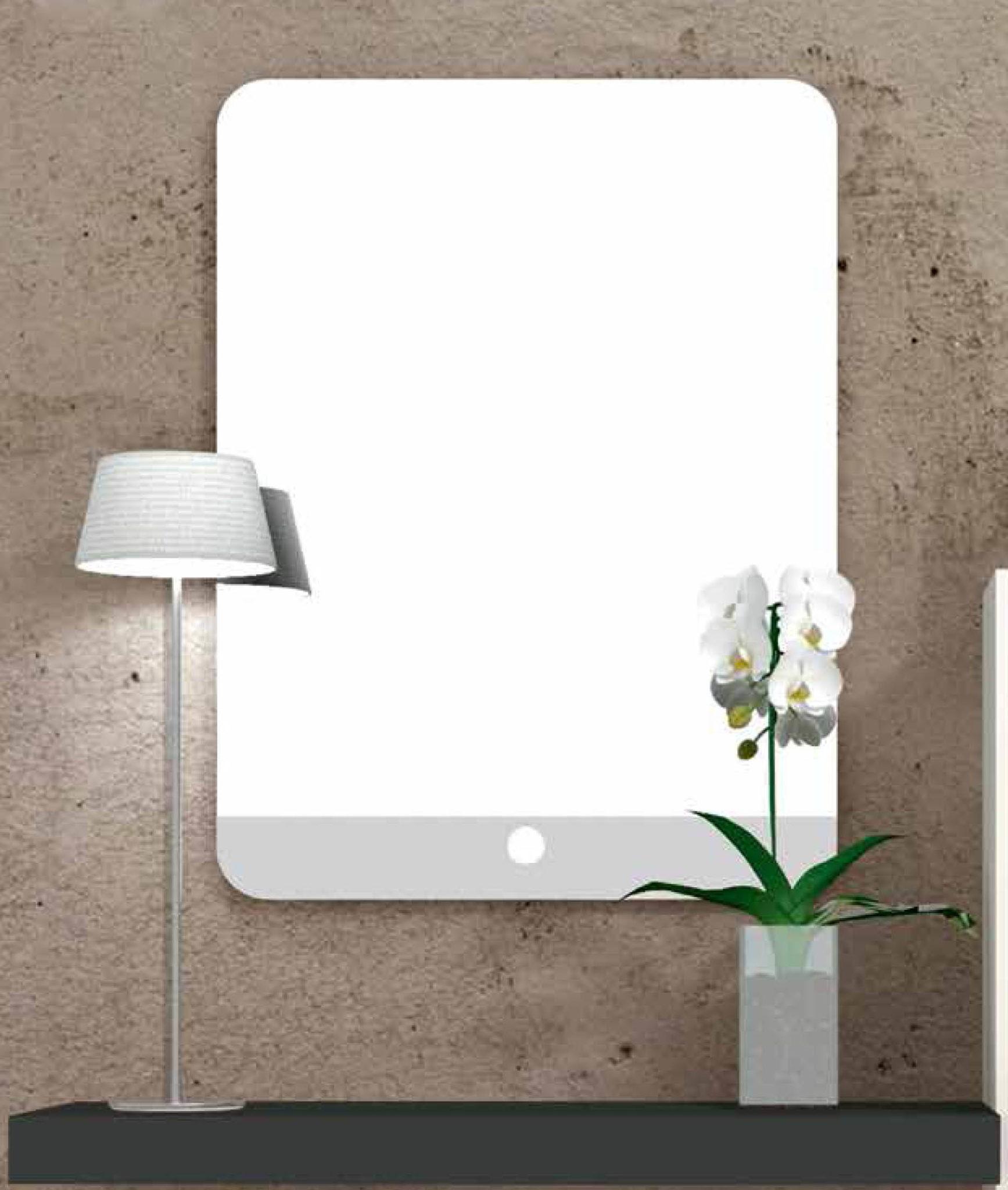 Espejo rectangular de grandes dimensiones for Espejos grandes baratos