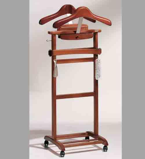 Galan de madera perchero 354 ideal para tener comodidad y - Galanes de noche modernos ...