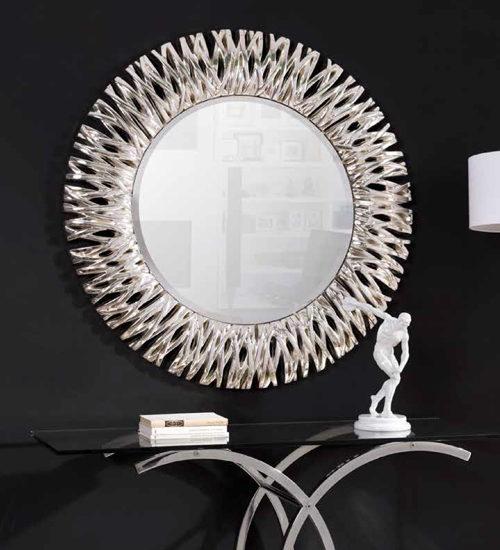 Consola dise o equis recibidor ideal para la decoraci n for Conforama espejos de pared