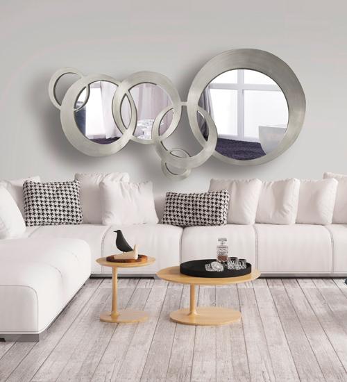Dis arte venta directa desde f brica a tu casa ahora podr s decorar ambientes nicos con Espejos de diseno italiano