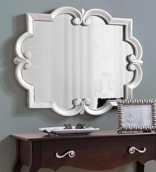 Espejo para recibidor amanda para decoraciones diferentes - Recibidores de diseno italiano ...
