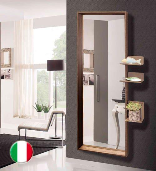 Bubola espejo recibidor espejo de dise o exclusivo italiano para la decoraci n integral de tu - Recibidores de diseno italiano ...