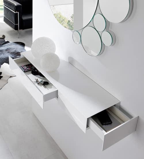 Consola cajones bob perfecta consola para la decoraci n integral de tu casa con ambiente - Recibidores de diseno italiano ...