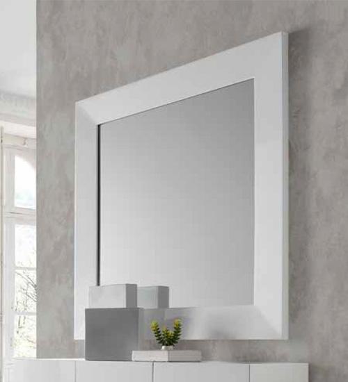 Espejo hole nacher espejo decorativo italiano para for Espejos rectangulares modernos