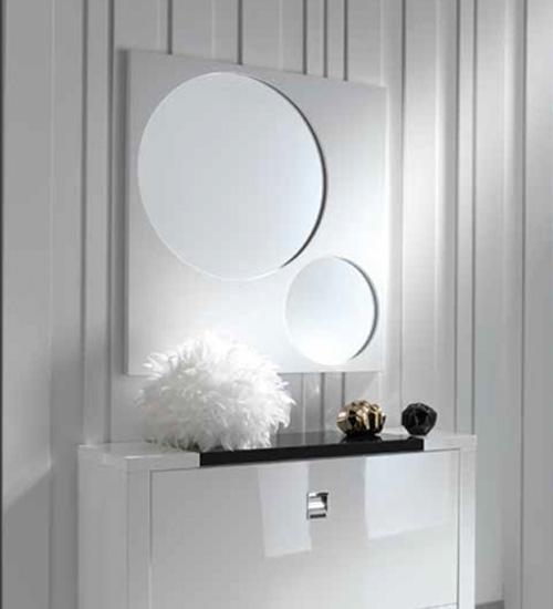 Muebles De Peluqueria Baratos : Espejo moderno matrix decorativo italiano para
