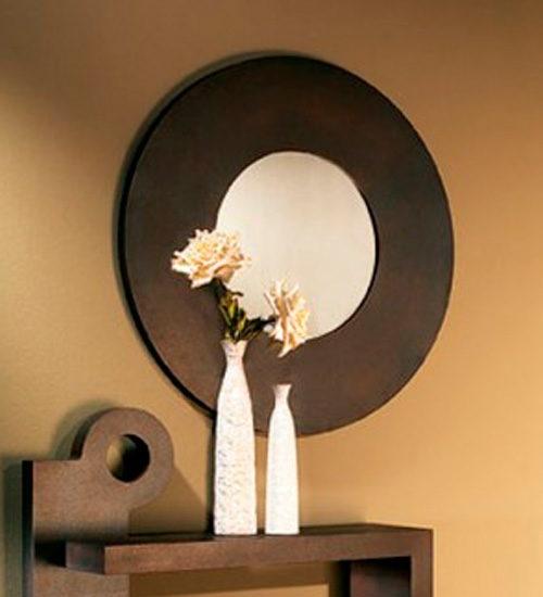 espejo redondo Opera