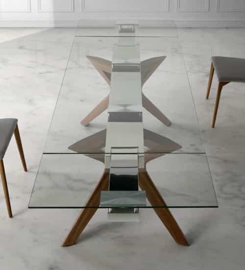 Mesa comedor lin nacher mesa de comedor perfecta para las for Mesas para comedores pequea os