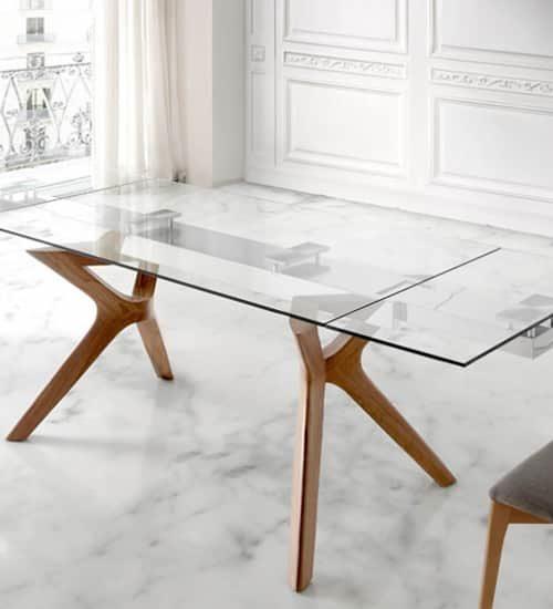 Mesa comedor lin nacher mesa de comedor perfecta para las reuniones de familia celebraciones y - Las mejores mesas de comedor ...
