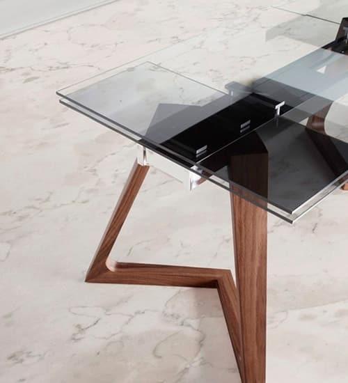Mesa extensible nil mesa de comedor perfecta para las reuniones de familia celebraciones y - Mesa nil nacher ...