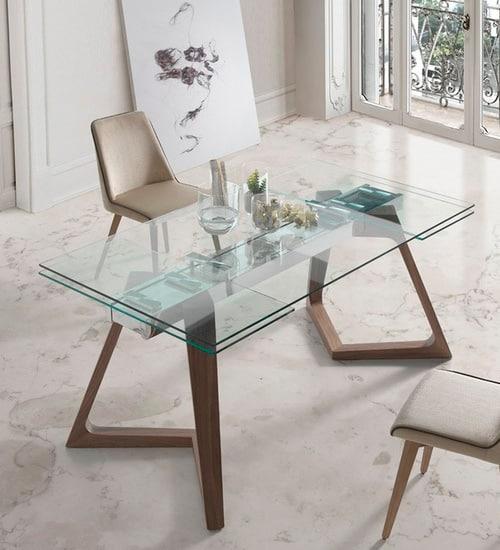 MESA EXTENSIBLE NIL, mesa de comedor perfecta para las reuniones de ...