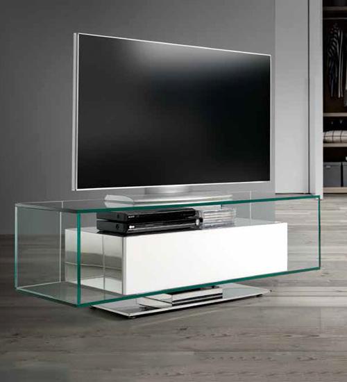 Mesas de tv modernas free mueble para televisor con for Mesas de televisor modernas