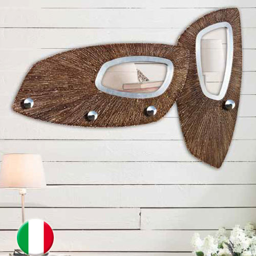 PERCHERO SCUDI ITALIA