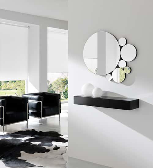 Espejo moderno cube espejo decorativo de dise o italiano - Espejos diseno italiano ...