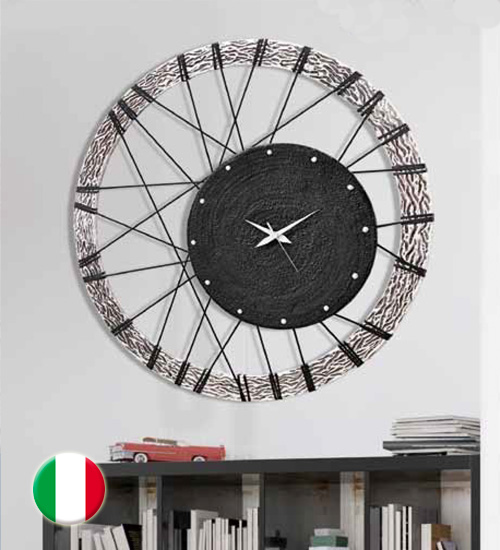 Relojes de pared decorativos de dise o italiano venta - Reloj pared diseno ...