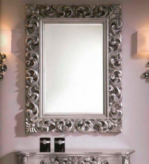 Muebles De Peluqueria Baratos : Espejo calado clasico heraclito diseño original para el