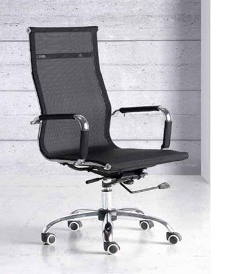 Sillas y butacas de escritorio o depacho ideales para el for Silla despacho diseno