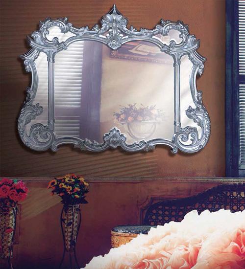 Espejo barroco anatole decoraci n con espejos dorados de for Espejos dorados baratos
