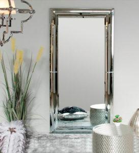 Espejo Vestidor Moderno de Cristal