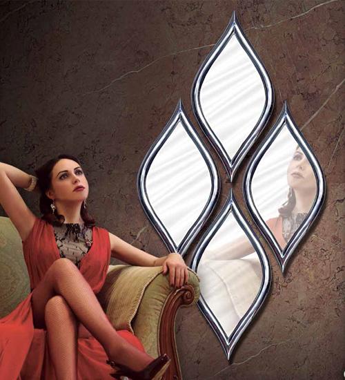 Espejos decorativos de pared giner y colomer art culos for Espejos decorativos dormitorio