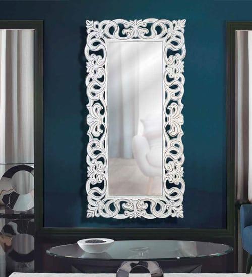 Espejos decorativos mueble moderno envios gratis ofertas for Oferta espejos pared