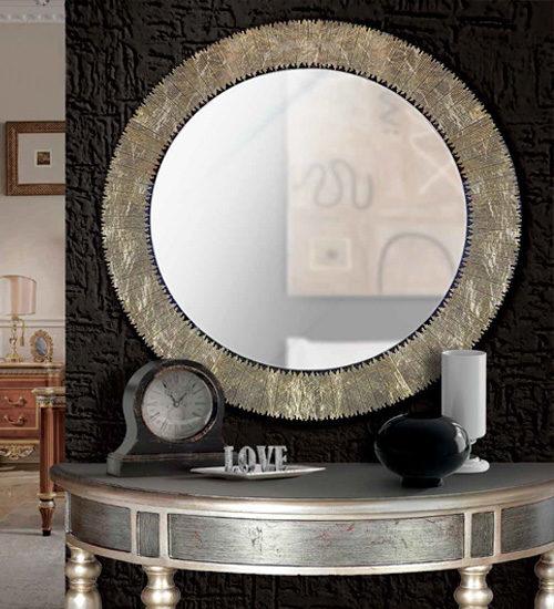 Espejos decorativos piezas indispensables en la for Espejos decorativos para habitaciones