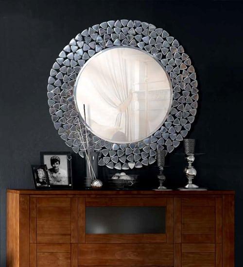 Espejo recibidor landi para decoraciones diferentes y exigentes original y nico de dise o - Recibidores de diseno italiano ...