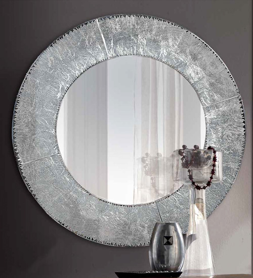 Espejos plateados decorativos de pared en espa a espejos for Cuadros plateados baratos