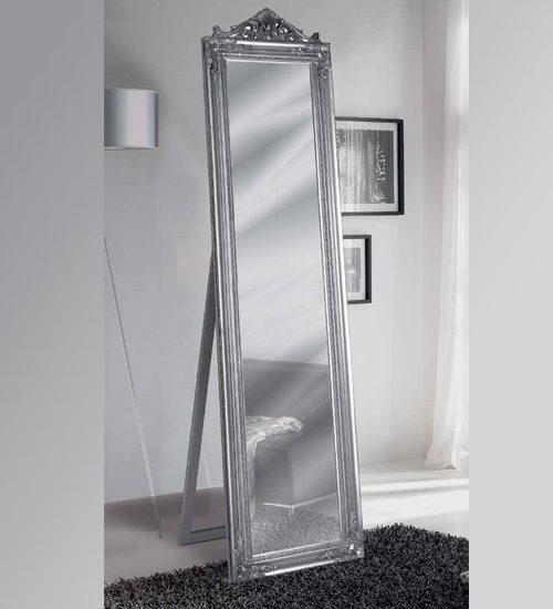 Espejos vestidores de pie para la decoraci n integral de for Espejos grandes baratos