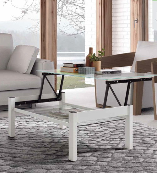 Mesas de centro de diseño italiano