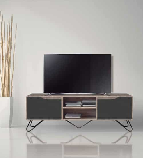 Mueble television antella mueble auxiliar ideal para for Muebles tv diseno italiano