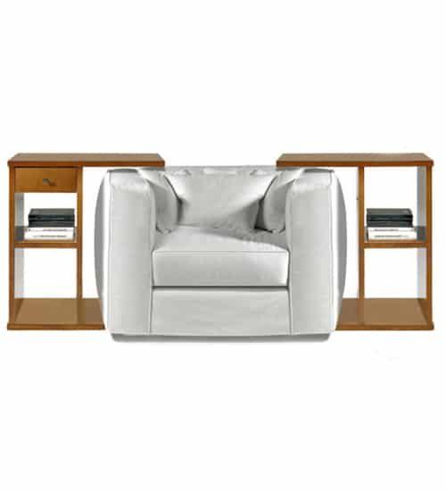 Mueble auxiliar sillon auxiliar decorativa y utilitaria para comedores exigentes y con estilo - Muebles auxiliares comedor ...