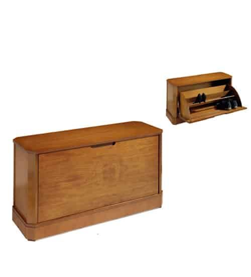 Muebles zapateros para la organizaci n en tu casa de los zapatos que m s te estimas - Baul zapatero ...