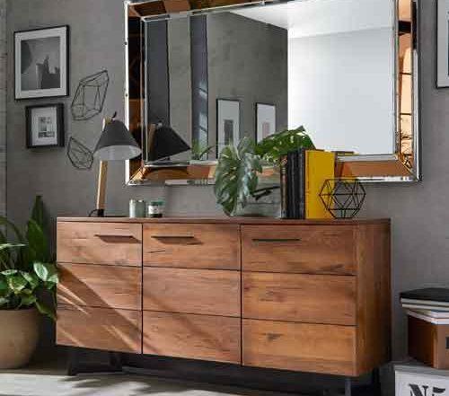 Espejos decorativos mueble moderno espejosdepared for Espejos aparador comedor