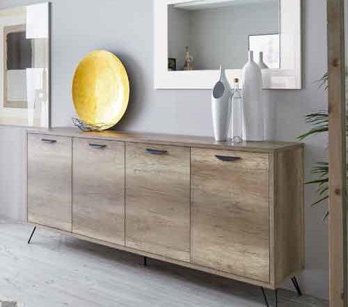 Espejos decorativos mueble moderno espejosdepared for Espejos grandes plateados