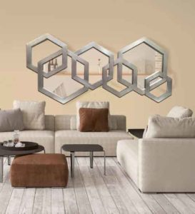ESPEJO DE PARED DIAMOND