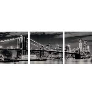 3 Laminas fotografia en cristal NUEVA YORK