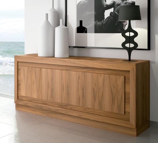 Aparador madera palace mueble de comedor coim for Aparadores para comedor