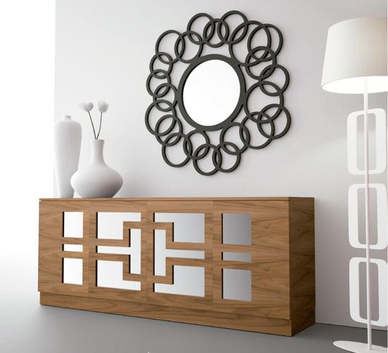 Aparador madera sparta mueble de comedor coim - Cuadros retroiluminados baratos ...