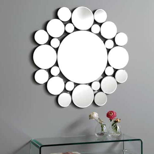 Espejo de pared Atomo