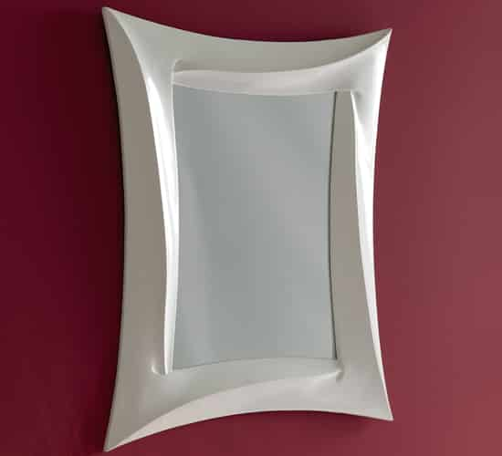 Espejo moderno Vertices