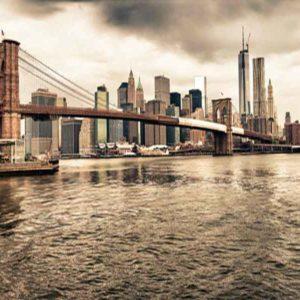 Lamina de fotografia Skyline NY