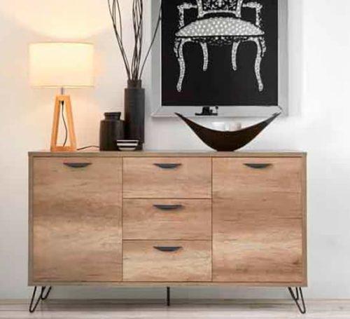 Muebles Aparadores, pieza indispensable para nuestro comedor